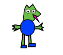 Franky Frog