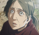 Moses' mother (Anime)