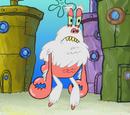 Krab Yeti