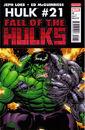 Hulk Vol 2 21 Second Printing Variant.jpg
