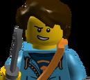 WC Sunamaru (The LEGO Blazer Movie) (WC Sunamaru)