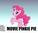 Movie Pinkie Pie