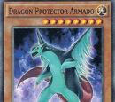 Dragón Protector Armado