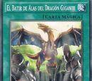 El Batir de Alas del Dragón Gigante