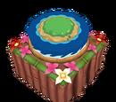 Gâteau de 2e anniversaire