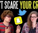 How to Not Scare Away Your Crush (on Social Media)