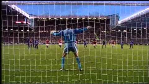 The Battle of Old Trafford II, October 2004