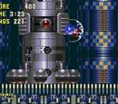Mini-bossowie w Sonic Mania