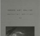 Sword Art Online Material Edition 13