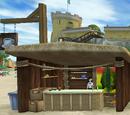 Fort Pintas strandcafé
