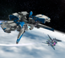 Satellites and space stations