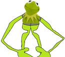 Kermit The Kaiju