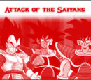 DBZ Attack of the saiyans