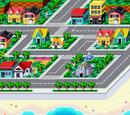 Localizaciones de Sonic Battle