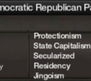 Democratic Republican Party of South Korea