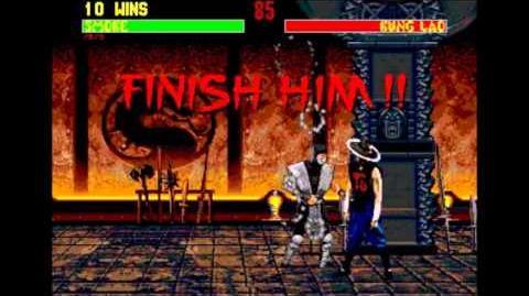 Mortal Kombat II Unlimited (Genesis) - Longplay