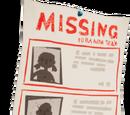 Объявление «Пропали дети»