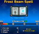 Frost Beam Spell