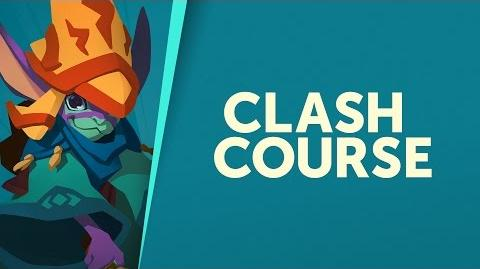 Clash Course Mozu