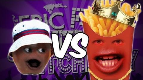 Annoying Orange - Epic Rap Battles Of Kitchenry 2 - Epic Rap Battles Of History Parody-0