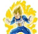 Unleashed Super Saiyan
