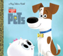 The Secret Life of Pets: The Golden Book