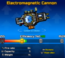 Electromagnetic Cannon