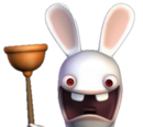 Raving Rabbids (Canon)/Withersoul 235