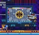 Egg Mobile (Classic Sonic's world)