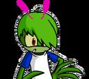 Dieter the Mantis