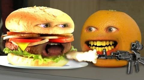 Annoying Orange - Monster Burger!-0
