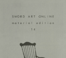 Sword Art Online Material Edition 14