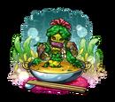 Splendid Algae Empress who Grants Blessings