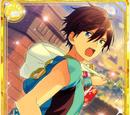 (Feliz anochecer) Hokuto Hidaka