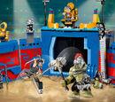 76088 Thor contre Hulk : Le combat dans l'arène