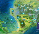 Cascada de Rochas