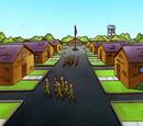 Fort Blanda Army Base