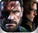 Metal Gear Solid V: Ground Zeroes Companion App