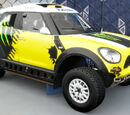 Mini X-Raid All4 Racing Countryman