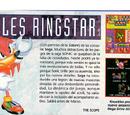 Knuckles' Chaotix magazine scans