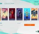 Изображения меню игры