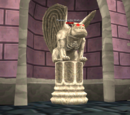 Pulsierende Statue (Waffenkammer)