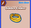 Golden Choker
