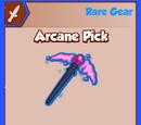 Arcane Pick