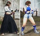 Asuka Kazama/Outfits