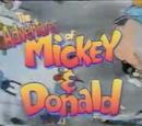 Przygody Myszki Miki i Kaczora Donalda
