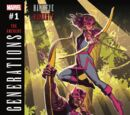 Generations: Hawkeye & Hawkeye Vol 1 1