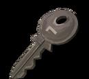 Ключ от домика у озера №1