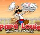 Papa Louie: When Pizzas Atack