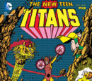 The New Teen Titans Vol. 5 (Collected)